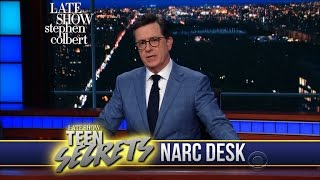 The Late Show's Teen Secrets