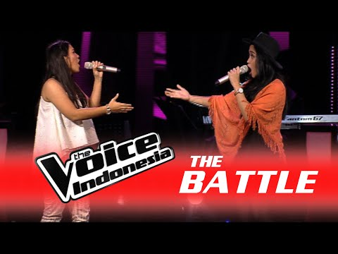 Maria Stella vs Rifany Maria When I Look At You  The Battle The Voice  Indonesia 2016