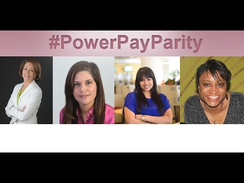 Women in Media Event at CUNY Graduate School of Journalism #PowerPayParity