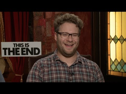 THIS IS THE END Interview: Seth Rogen And Evan Goldberg