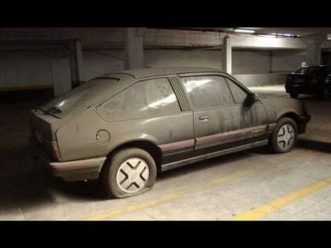 Carros Abandonados (abandoned cars)