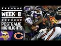 Vikings vs. Bears | NFL Week 8 Game Highlights MP3