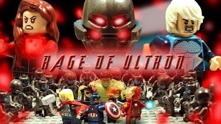 LEGO Avengers - Rage of Ultron (Official Video)