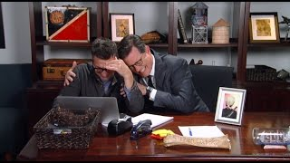 LSSC Outtakes: Stephen and Paul Have The Giggles