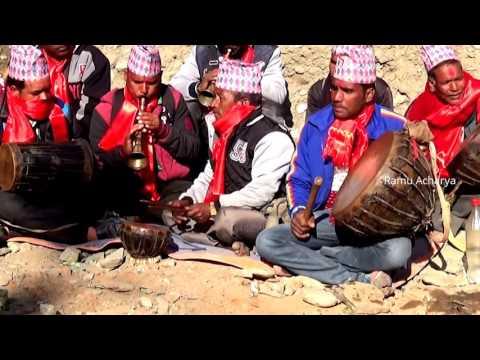 New Nepali Panche Baja Dance 2017