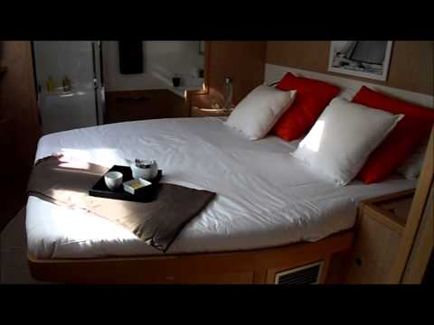 2013 Lagoon 52 catamaran -World Premiere-
