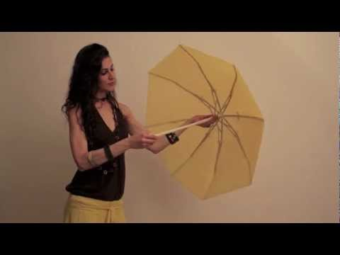 Ginkgo the eco-friendly umbrella - JAMES DYSON AWARD