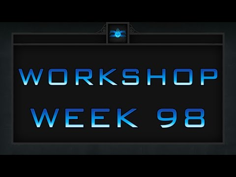 Dota 2 Top 5 Workshop - Week 98