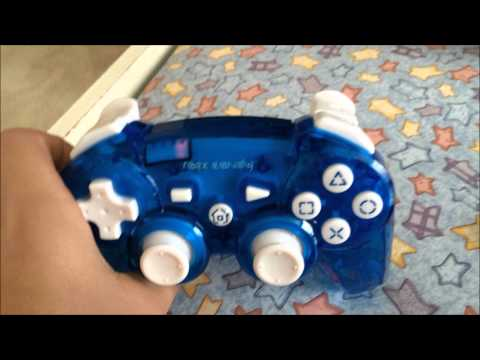 Rock Candy PS3 Controller-Tech Review