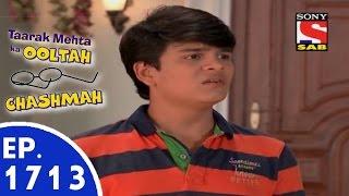 Taarak Mehta Ka Ooltah Chashmah - तारक मेहता - Episode 1713 - 9th July, 2015