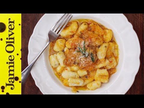 How To Make Gnocchi Gennaro Contaldo Jamie's Comfort Food