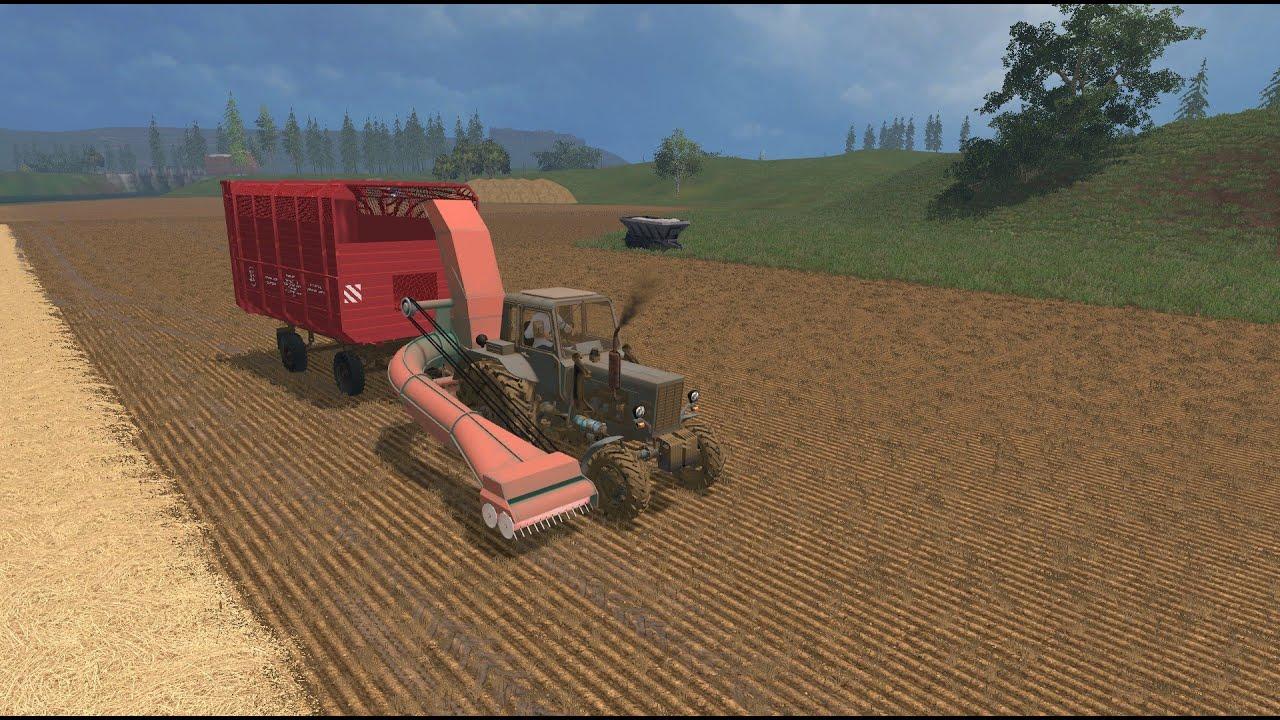 Гайд Farming Simulator 2017. От посева до уборки урожая 58