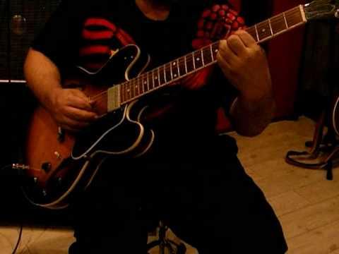 ジャズギター演奏サンプル 星影のステラ(Stella By Starlight)