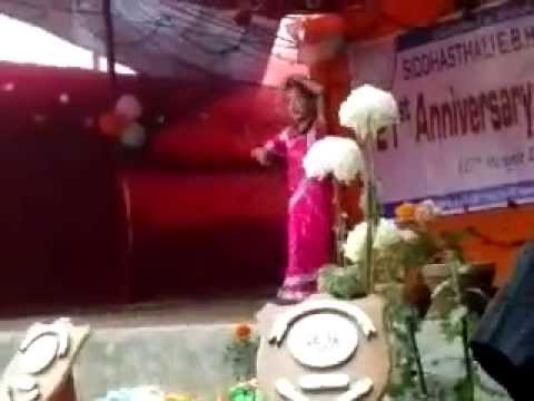 Dance in kunti moktan song