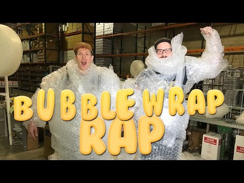 Koo Koo Kanga Roo - Bubble Wrap Rap (Official Video)