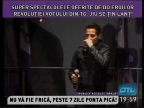Concert Targu Jiu 02.12.2012