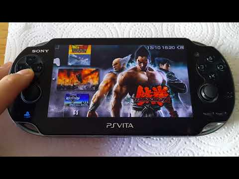 Psvita microsd 256gb with 85 games and 5 psp games