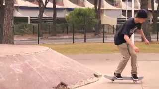 "ADRIEN COILLARD in Cliche Skateboards ""BON VOYAGE"" Countdown - Day 10"