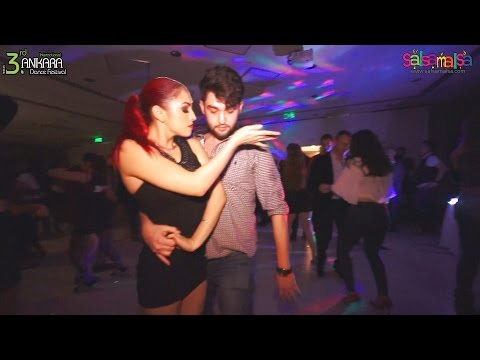 Bachata Dancing - Estefania & Şahin | Aidc-2015