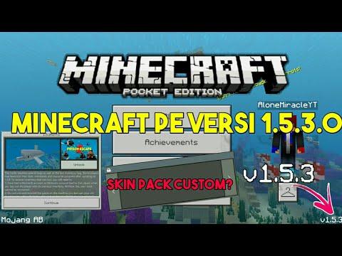 Minecraft PE Versi 1.5.3.0(Official) | Minecraft PE [Showcase]