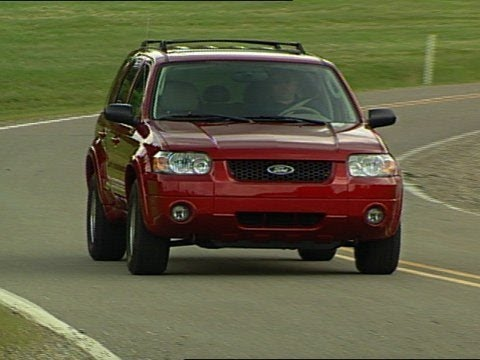 2001-2007 Ford Escape Pre-Owned Vehicle Review - WheelsTV