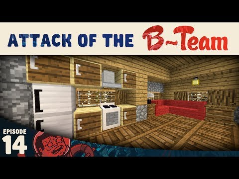 Minecraft :: Furniture Time! :: Attack of the B-Team E14