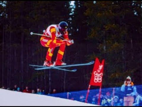 Pirmin Zurbriggen Olympic downhill gold (Calgary 1988)