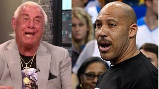 Download LaVar Ball TRASHED & Called Out by Ric Flair - Wooooo! 3Gp Mp4