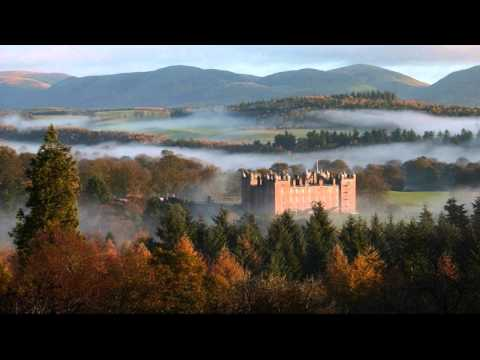 Scotland The Brave Bagpipes Hd video