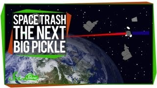 Space Trash_ The Next Big Pickle