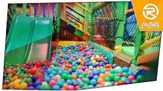 Asiknya mandi bola bersama teman #2 || kids pool fun balls #2