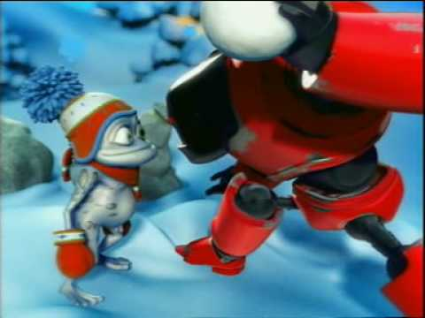 dj crazy frog   jingle bells