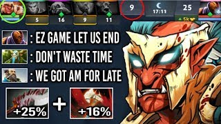 BASH LORD IS BACK! 41% Bash Troll vs Full Item Anti-Mage Crazy Comeback Gameplay Top US Dota 2