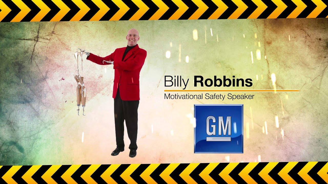 Billy Robbins Speaker Billy Robbins Safety Aruba