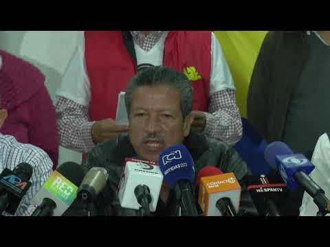Hernando Casallas Rueda de Prensa Revocatoria 271017