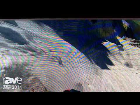 ISE 2014: Esdlumen Displays MacroPic Pixel Pitch HD Indoor LED Screen