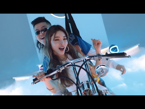 RICH BRIAN & CHUNG HA - THESE NIGHTS (OFFICIAL VIDEO)