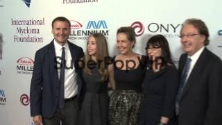 Phil Rosenthal, Monica Horan Rosenthal, Susie Novis and D...