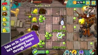 PLANTS VS ZOMBIES 2 SOUNDTRACK PART 3: PIRATE SEAS