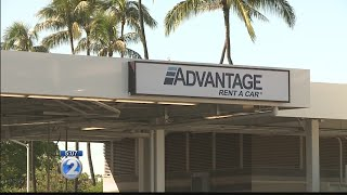 Changes made as construction continues on new car rental facility at Honolulu airport