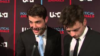 INTERVIEW: James Wolk and Sebastian Stan on playing twin ...