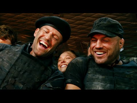 """The Expendables 3 (2014) - """"Big Screen Action"""" Official TV Spot"""