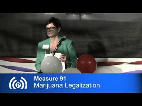 Measure 91: Marijuana Legalization
