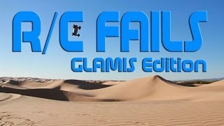 RC Fail Compilation - Glamis Edition