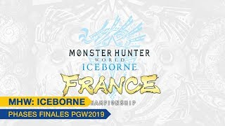 [Monster Hunter World: Iceborne] - Phases finales PGW 2019