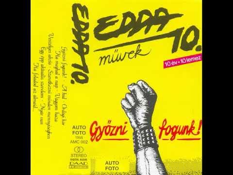 Edda Művek - Győzni fogunk! (1990) Teljes album
