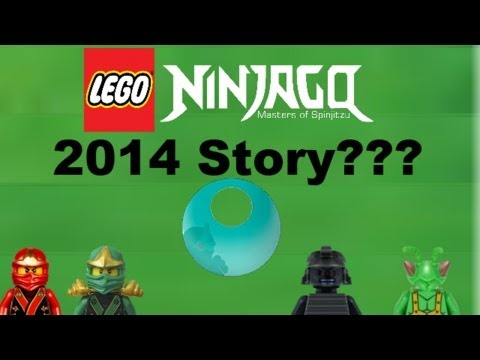 Ninjago 2014 Story Line Revealed? Around the World Killin' Evil Doomsday Devices..?