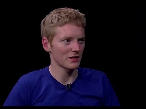 Stripe CEO Patrick Collison 'In The Studio'