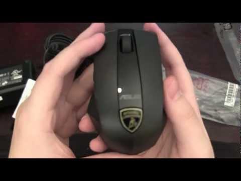 Asus VX7 Lamborghini Laptop Unboxing (VX7SX-DH71)