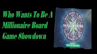 video It is time for a board game showdown on my channel. We are going to play Who Wants To Be A Millionaire board game and we got two Skype guests are going to pl...